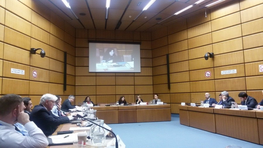 Participation of CARICC in UNODC expert meeting  Current trends on the opiates market in Central Asia, the Russian Federation and the Caucasus