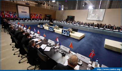 "CARICC attends OSCE Conference  ""Evolving Threat of Synthetic Drugs: from Addiction to Rehabilitation and Reintegration"""