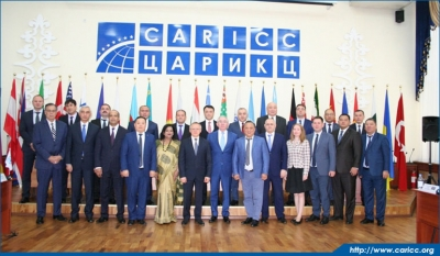 15th meeting of Council of National Coordinators of CARICC Member States